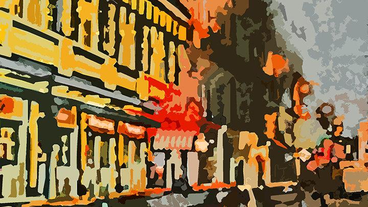 Fritz (Steven) Weiss - Brussels Impression #39