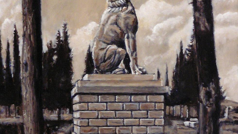 David Vigon - Lion of Chaeroneia