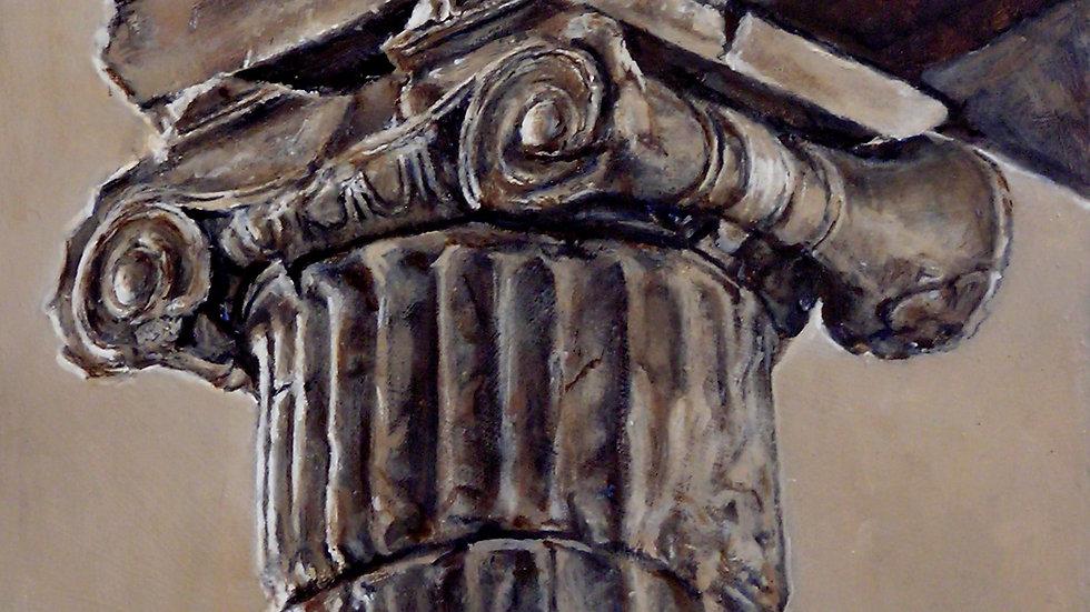 David Vigon - Athens, The Propylaea