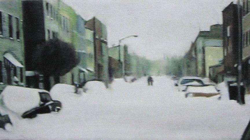 David Vigon - Snow on Devoe
