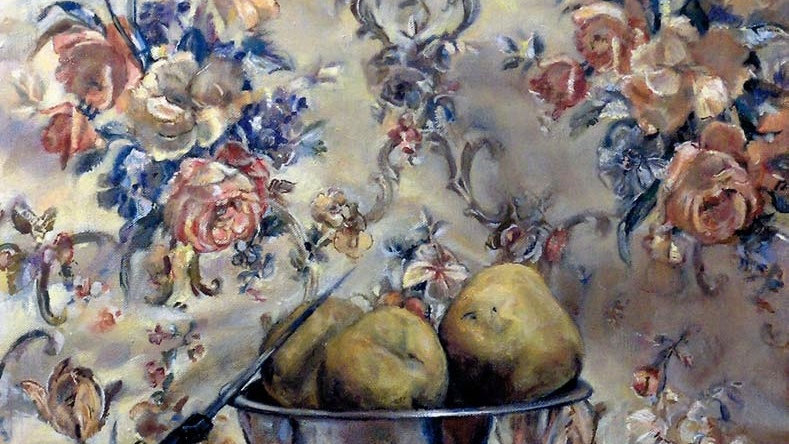 David Vigon - Still Life with Potatoes