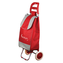 Wheeled Grocery Tote