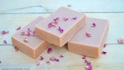 Denver's Lavender Meadows goat milk soap