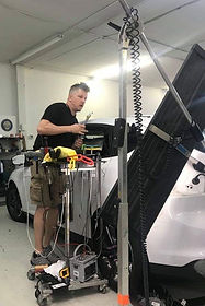 pdr repair technician hail dealership TX