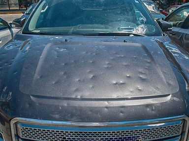hail damage repair audi denver greeley.j