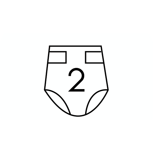 Size 2 Diapers
