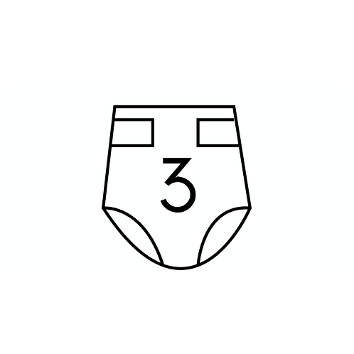 Size 3 Diapers