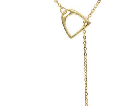 The Stirrup Collection Gold Plated