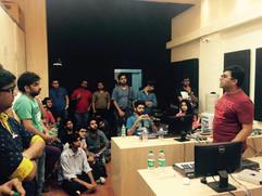 Special Workshop with Gaurav Dayal