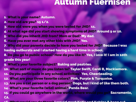20 Questions with Help 4 HD - Autumn Fuernisen