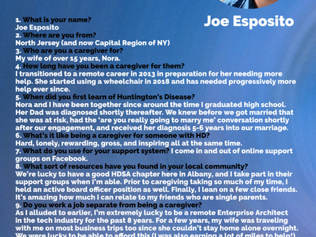 20 Questions with Help 4 HD - Joe Esposito
