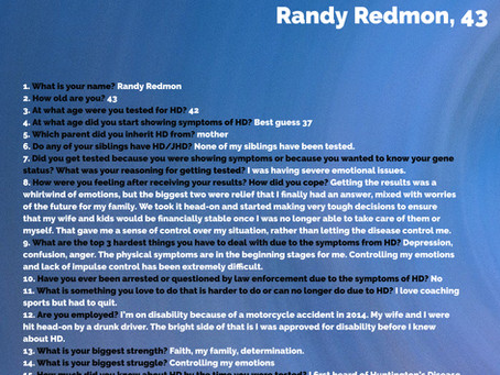 20 Questions with Help 4 HD - Randy Redmon