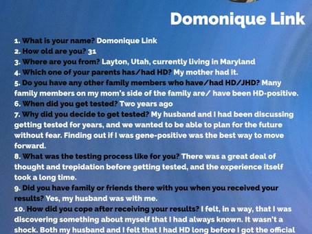 20 Questions with Help 4 HD - Domonique Link