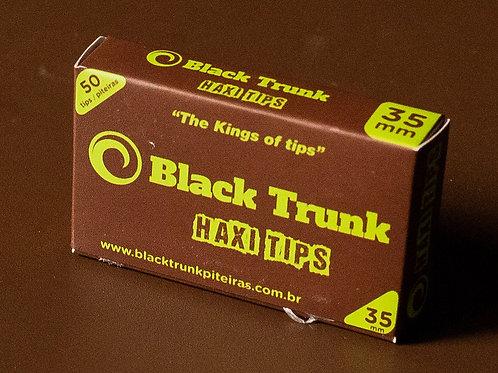 Piteira Black Trunk Papel Haxi Tips 35mm