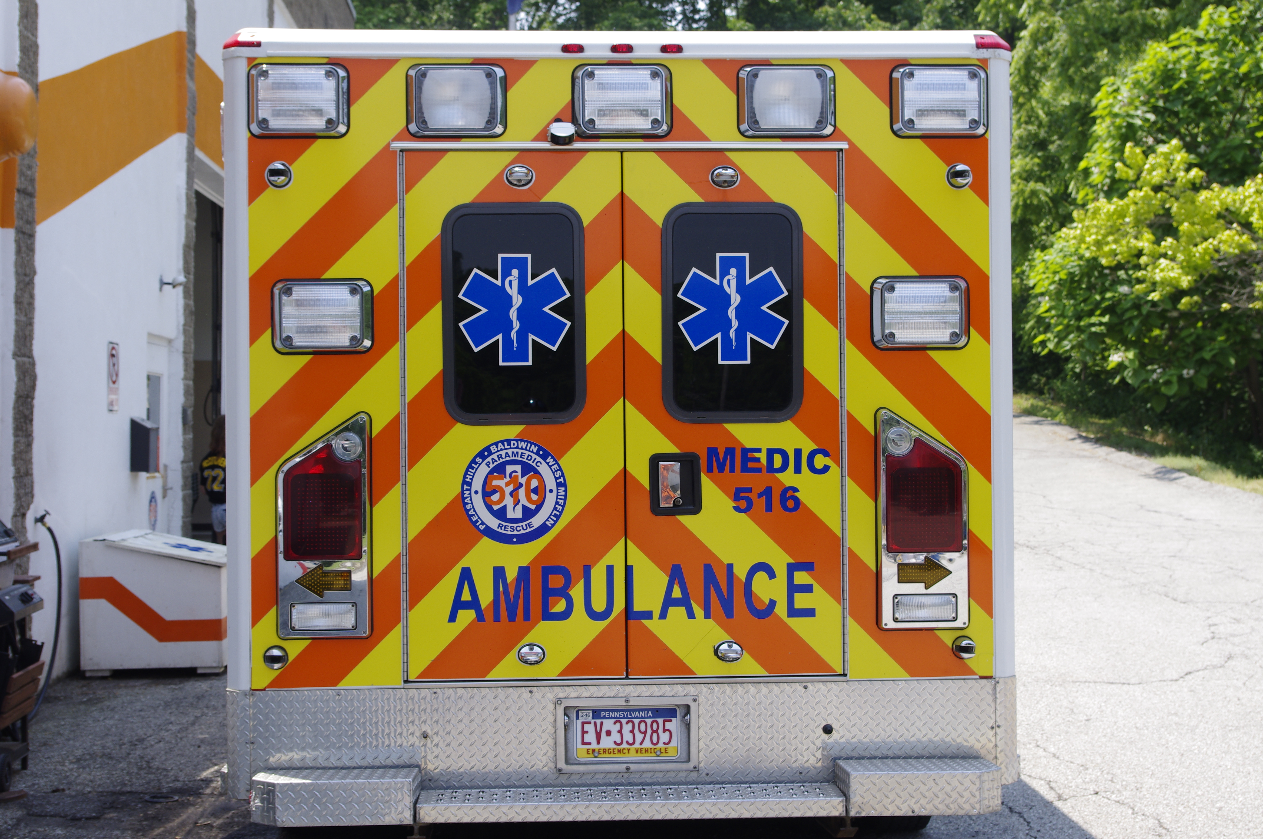 Medic 516- 2008 Ford F350/Wheeled Co