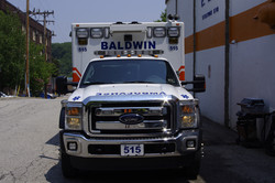 Medic 515- 2013 Ford F450/Lifeline T