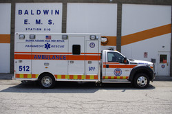 Medic 512- 2015 Ford F450/Lifeline T