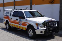 Squad 510-3 -2012 Ford F150 Pickup