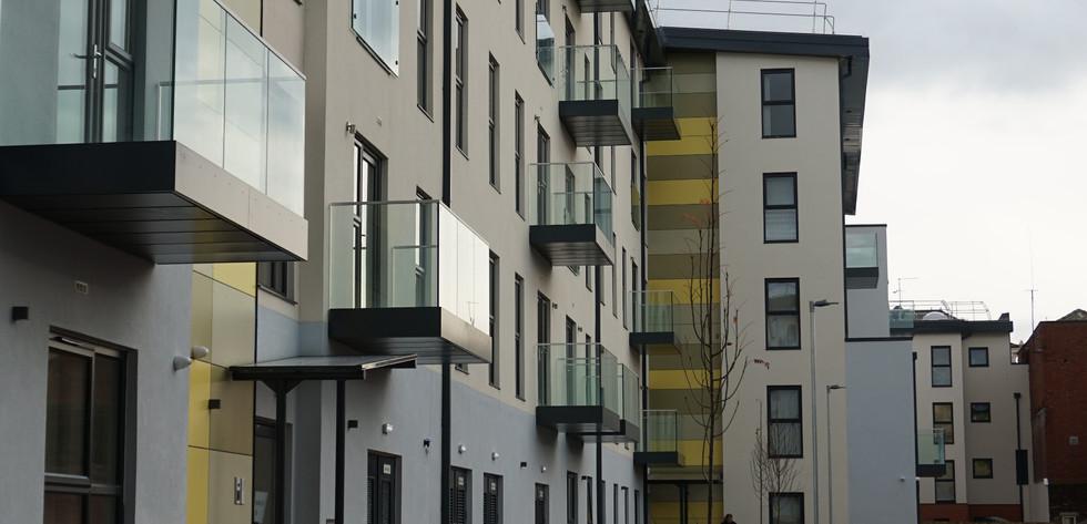 Walkinshaw Court - Apartment View