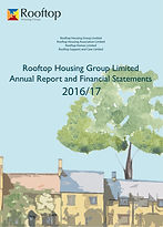 Rooftop Housing Group Annual report 2016-17