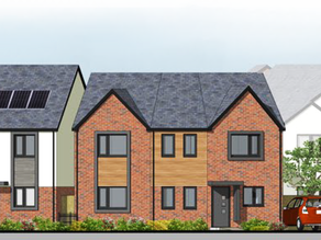 NEW HOUSING DEVELOPMENT ON TRACK FOR BISHOP'S CLEEVE