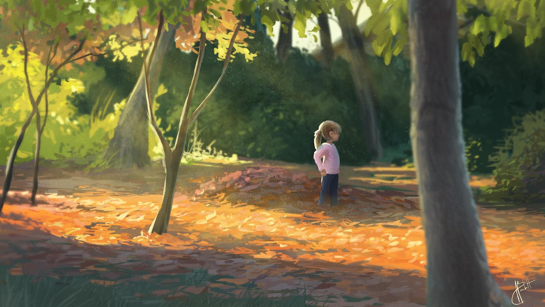 The Fall | April Borchelt