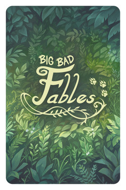 Back of Fable Cards