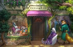Zepher Co. | Humblewood RPG | The Deck of Many