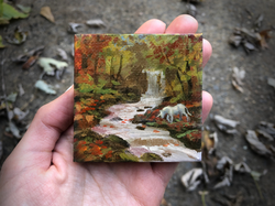 Mini Unicorn Study Forest | April Borchelt