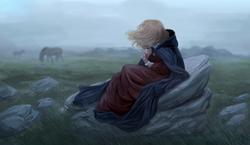 The Outlander | April Borchelt