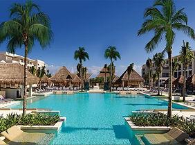 Paradisus Playa del Carmen pool view.jpg