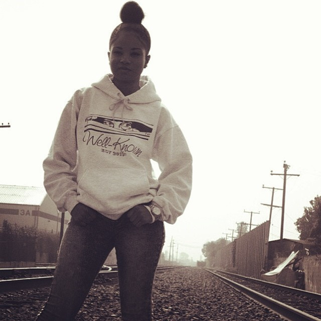 WK First Edition Hoodie (2013)