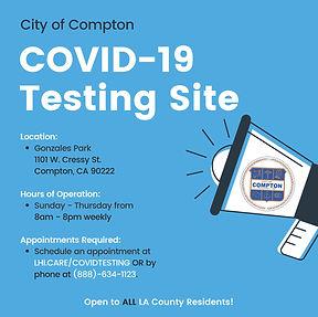 Covid 19 Testing Site