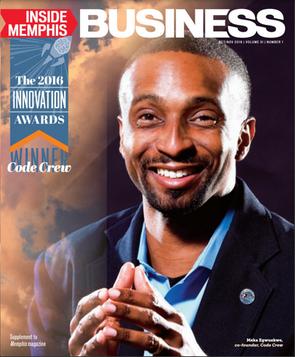 Inside Memphis Business: CodeCrew Founder, Meka Egwuekwe
