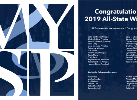 Congratulations 2019 All-State Winners