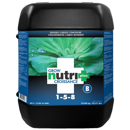 Nutrient solution B 1-5-8