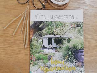 BAAN LAE SAUN MAGAZINE ISSUE