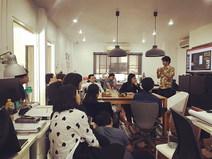 a weekly architectural debating / materi