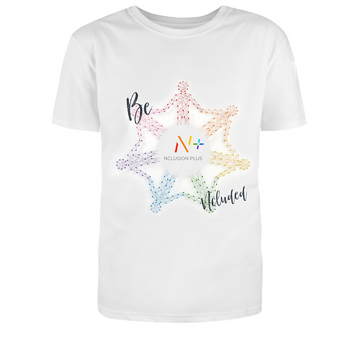 Be Ncluded T-Shirt