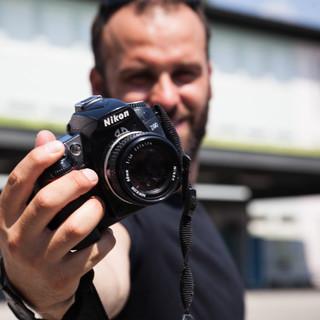 La vie de Julien Masson, photograhe, documentariste