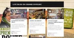 live blog grand bivouac
