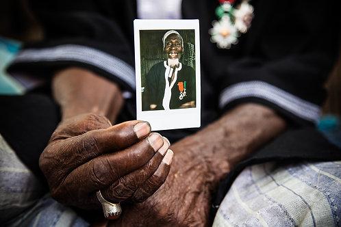 Ndiougou Faye - Tirailleur sénégalais