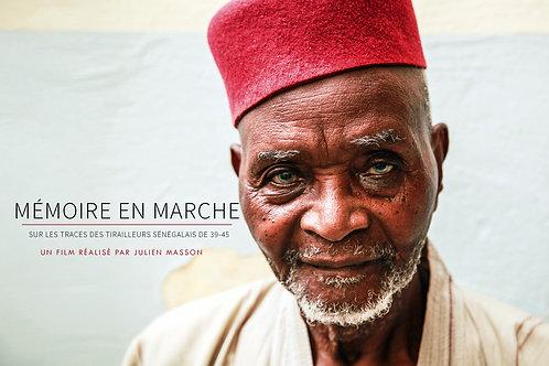 Mémoire en Marche - Livre photographique