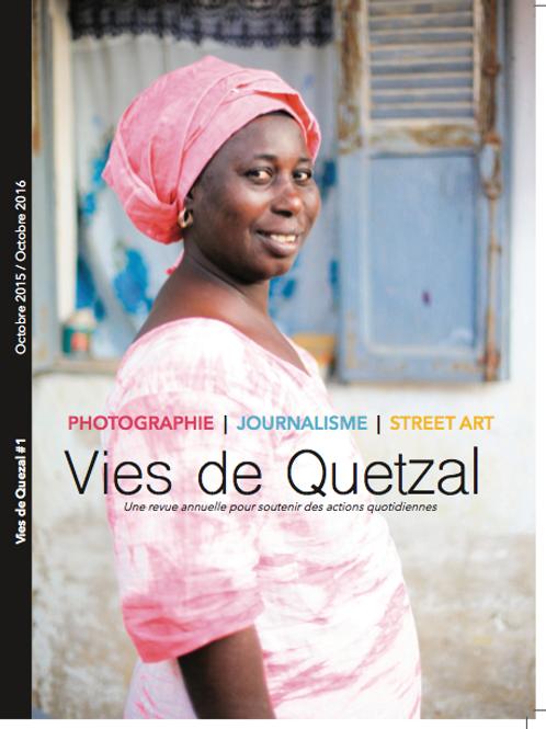 Revue Vies de Quetzal #1 (2015-2016)