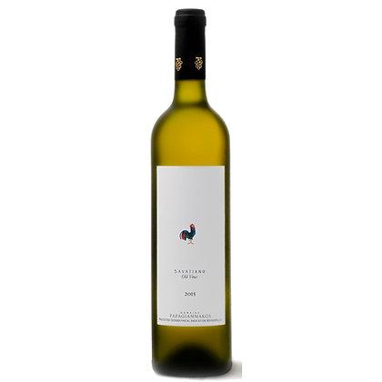 Weißwein SAVATIANO Papagiannakos, Karton zu 6 Flaschen
