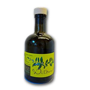 Wildwuchs-Olivenöl extra nativ, naturrein