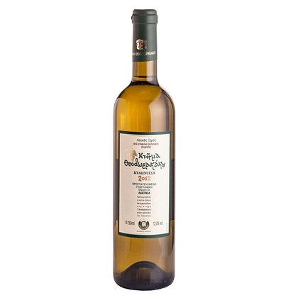Weißwein KYDONITSA Theodorakakos, Karton zu 6 Flaschen