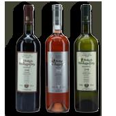 Mixpaket Theodorakakis Rot-, Weiß- und Roséwein, Karton zu 6 Flaschen