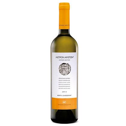 Weißwein METRON ARISTON Papantonis, Karton zu 6 Flaschen