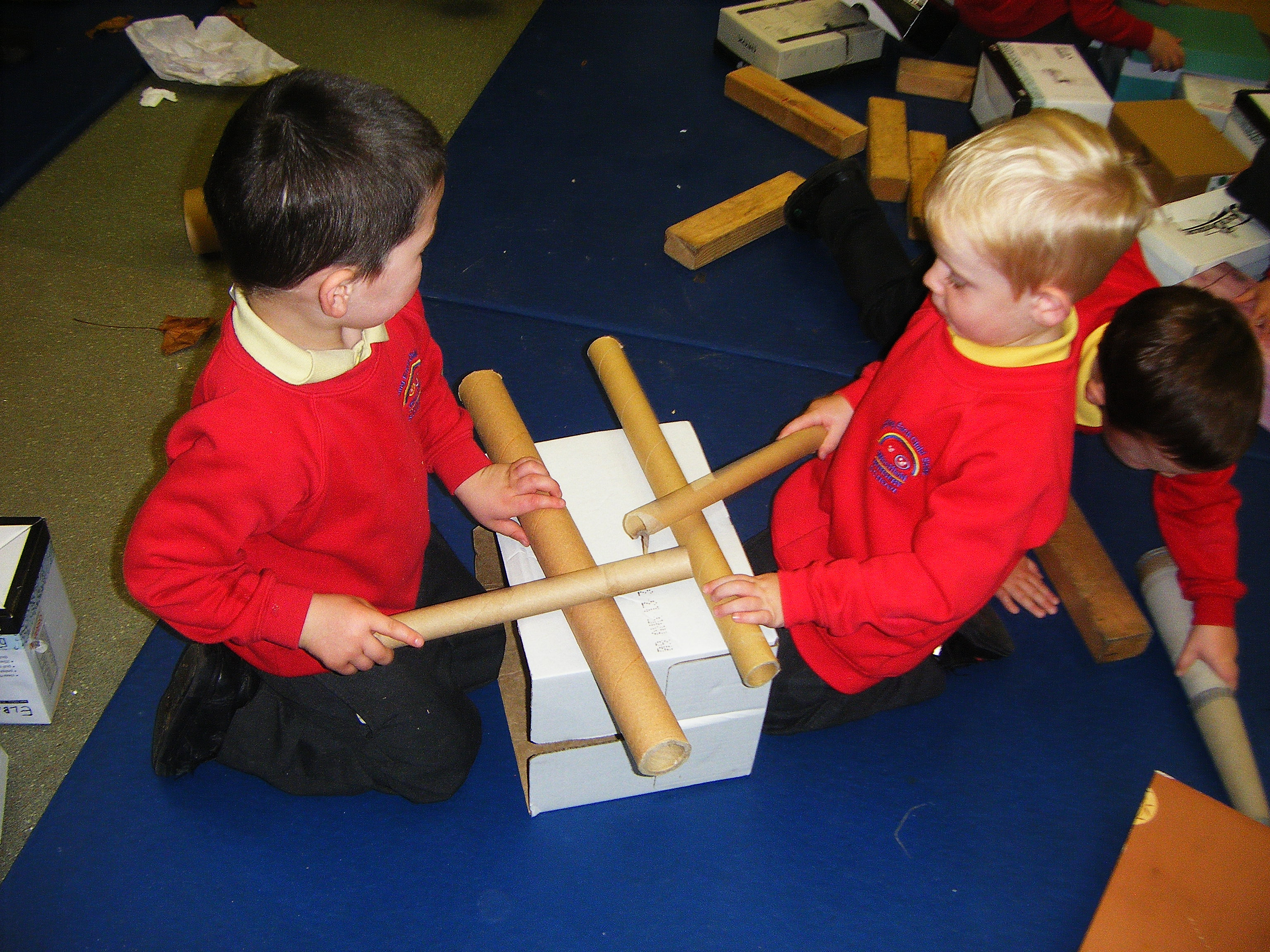 Westfield Nursery School Samuel Archie 20 10 1